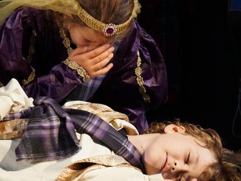 Death of Son of Macduff La Crescenta Fall 2018 Macbeth