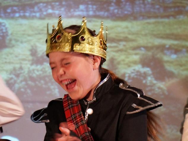 Laughing Macbeth La Crescenta Fall 2018 Macbeth