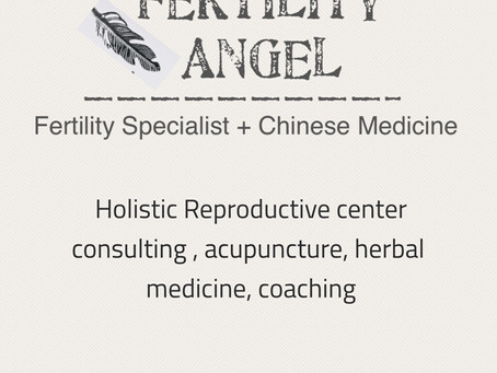 Welcome to Fertility Angel, my new website.
