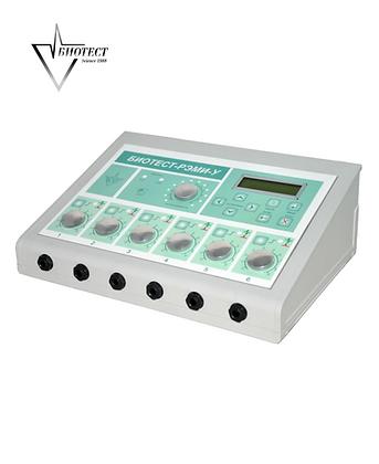 БИОТЕСТ-РЕМИ-У - аппарат для рефлексотерапии и косметологии