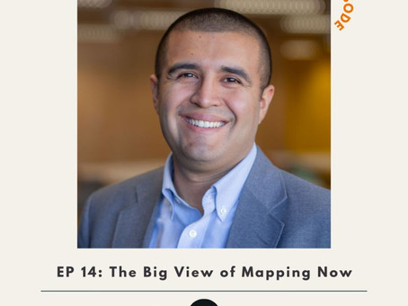 New Projections: The Big View of Mapping Now - Frank Romo