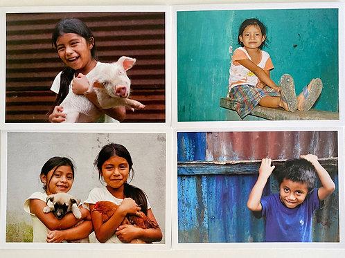 CARDS: Guatemala (set of 8)