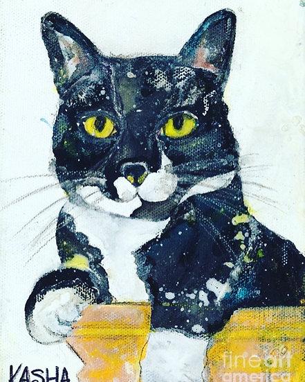 """6""""x8"""" Pet Portrait"""