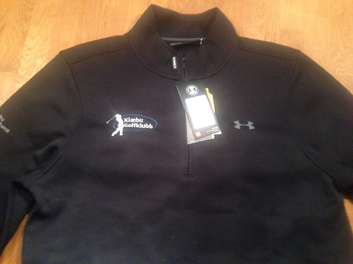 Under Armour genser med Klæbu Golfklubb logo