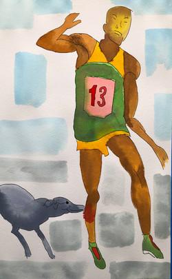 The Runner's Worst Nightmare