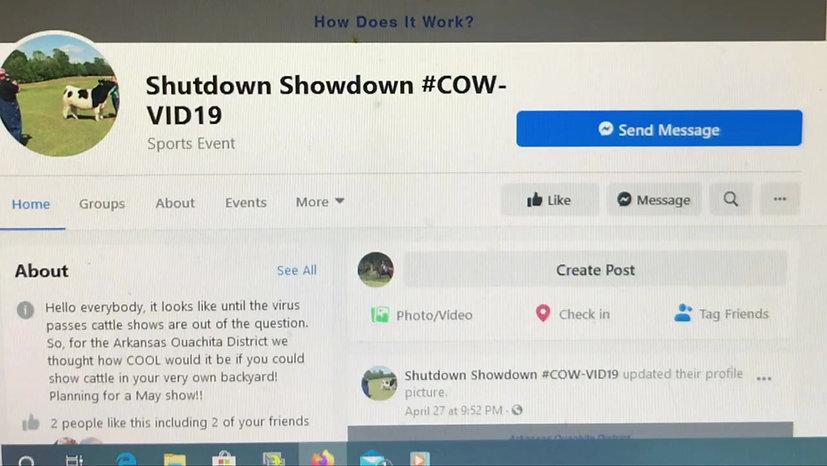 Shutdown Showdown #COVID19