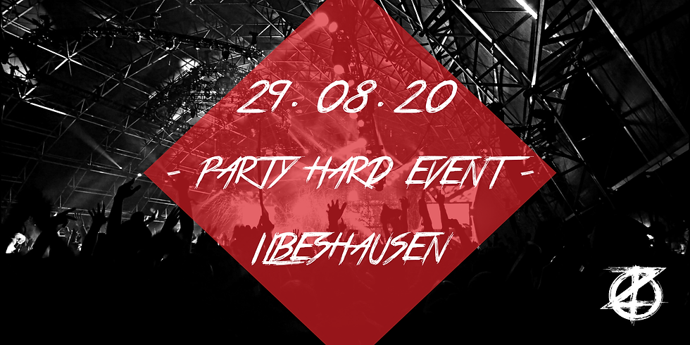 Party Hard Event - Canceled