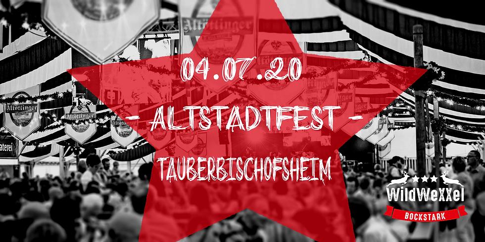 Altstadtfest OPEN AIR
