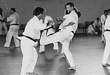 Shihancho 50 Man Kumite 1986