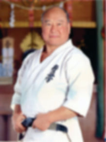 Sosai Mas. Oyama in Honbu