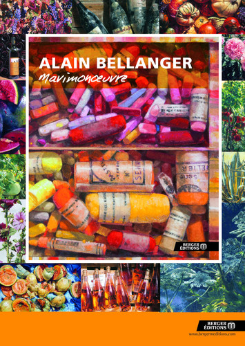 Affiche Alain Bellanger