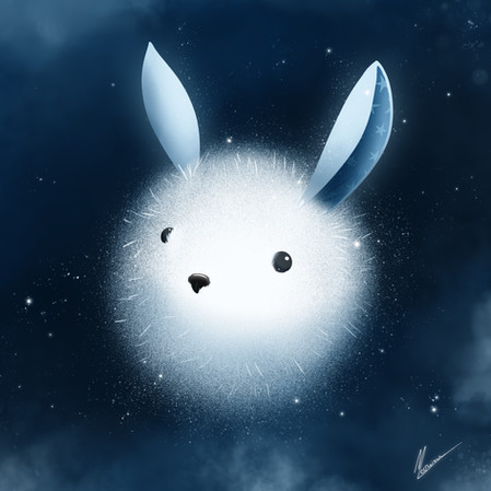 Cotton rabbit ball (2018)