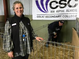 Colac Show Animal Nursery