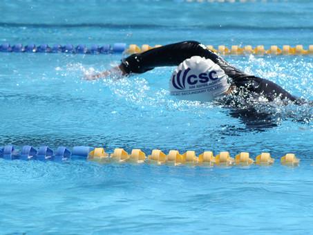 Coastal Swimming Competition