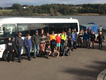 Colac Secondary College Fishing Club