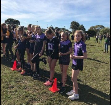 Western Region Cross Country