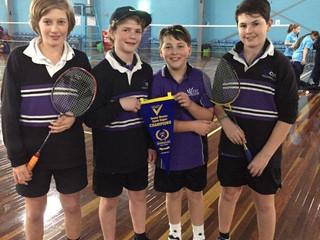 Western Region Badminton
