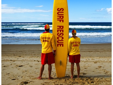 Wye River Surf Lifesaving