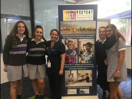 P.A.R.T.Y Program – Royal Melbourne Hospital