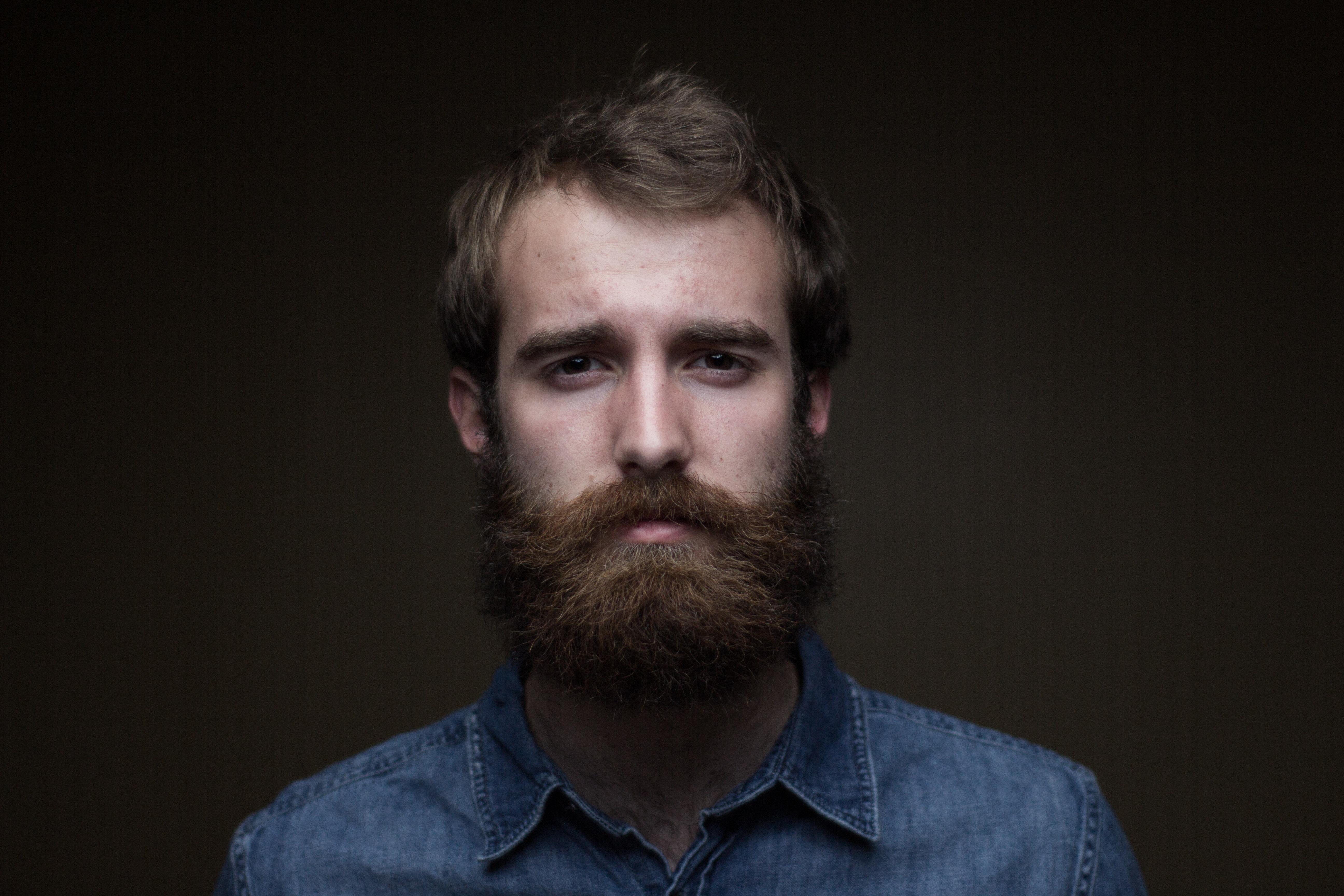 The Regal Beard of Jeremiah James