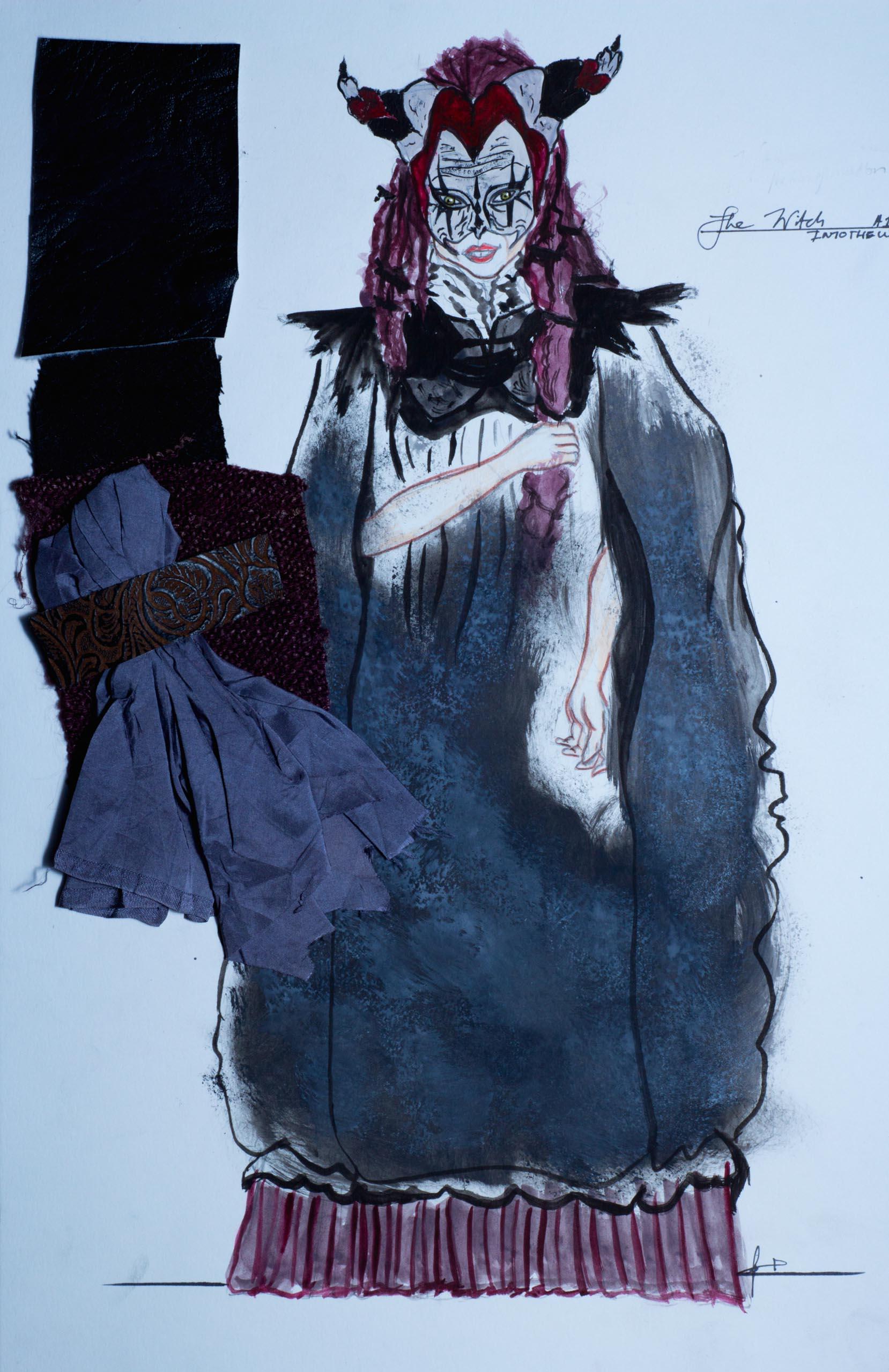 Witch, Pre-transformation