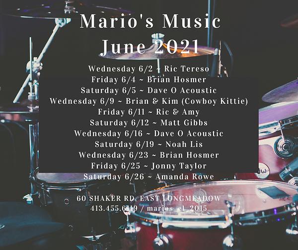 Mario's - June Music 2021.PNG