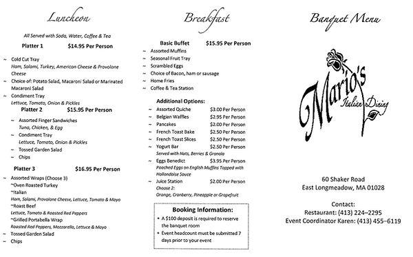 Mario's - Banquet Menu - Page 1 of 2.jpg