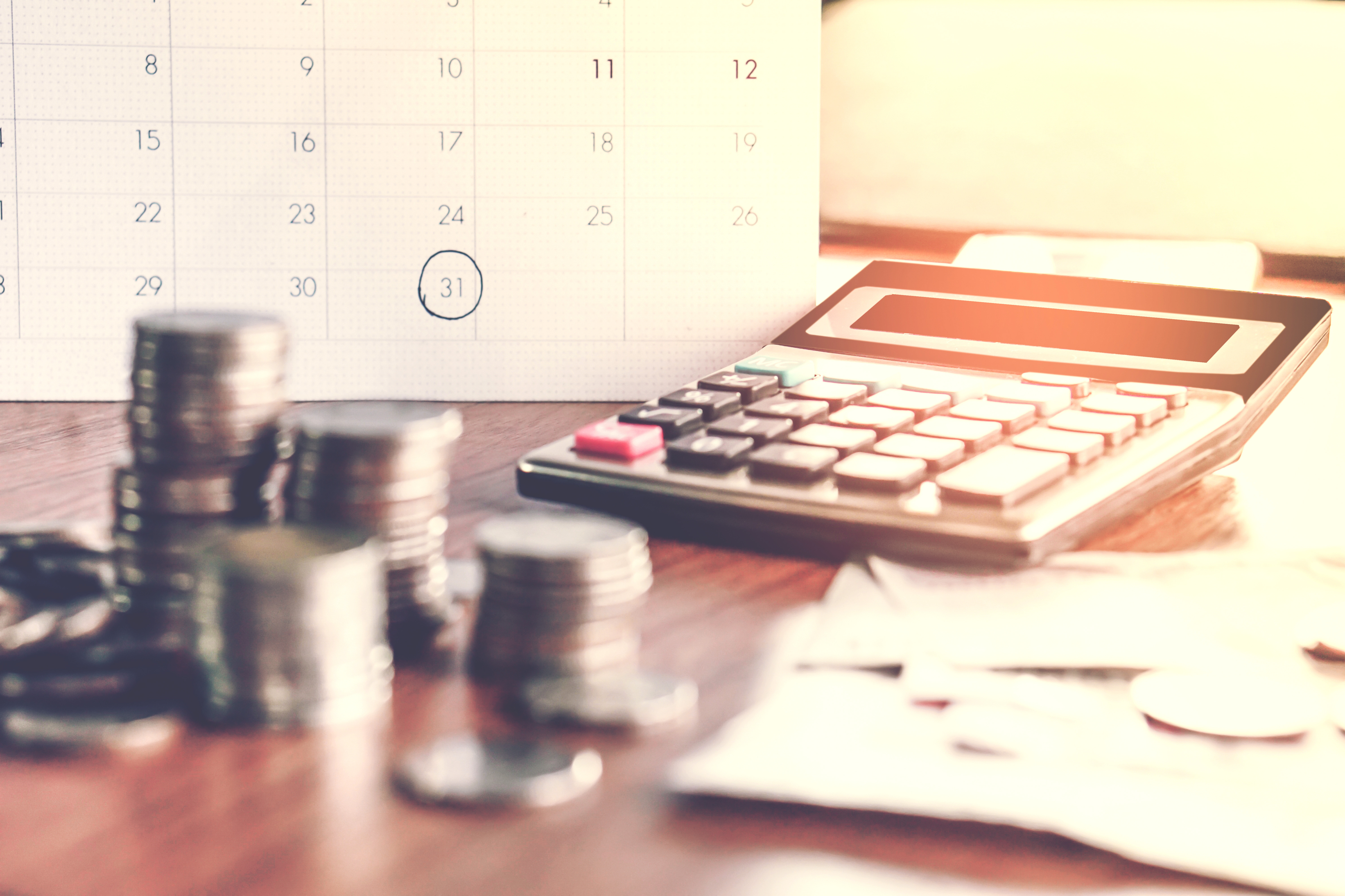 Bookkeeping & CFO Services