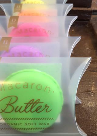 新登場! マカロン バター