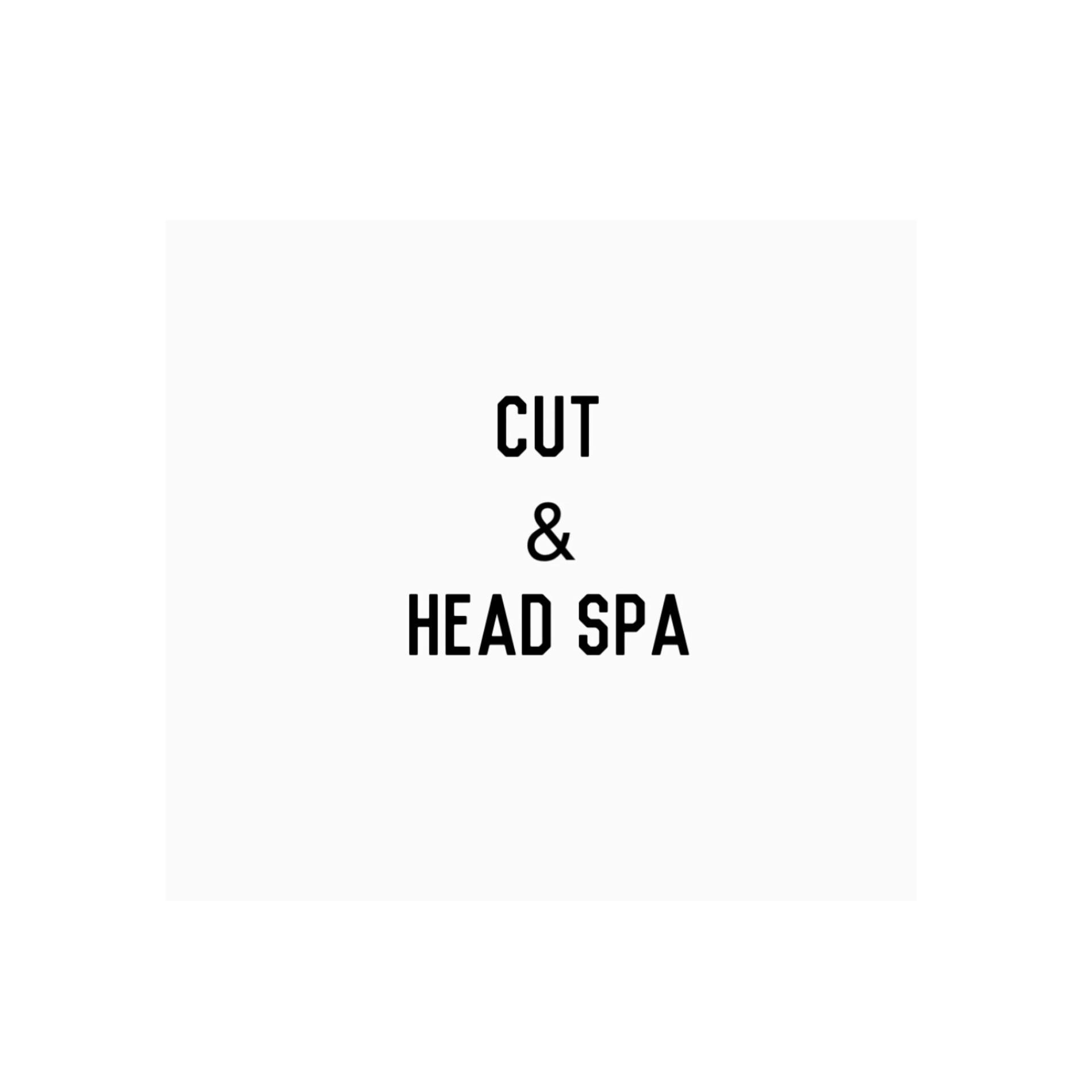 Cut & Head-Spa