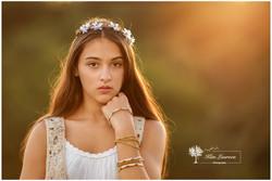 Bohochic girl