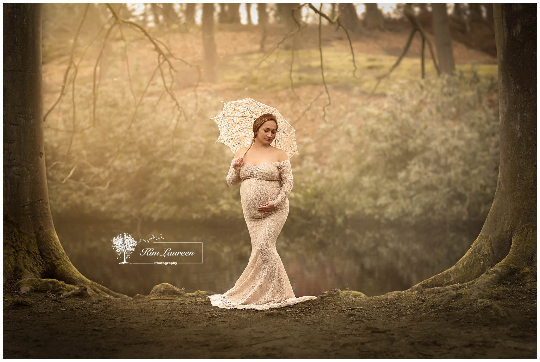 zwangerschap Kim Laureen