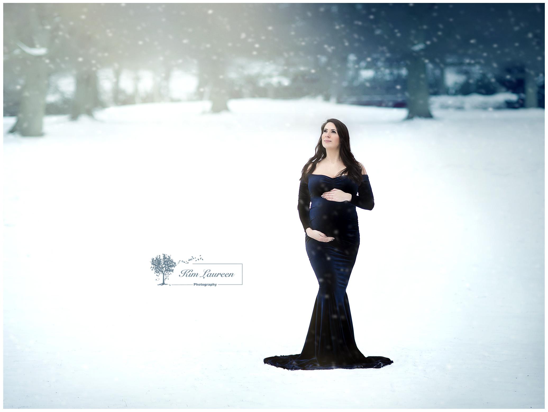 zwanger Kim Laureen