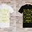 """Thumbnail: T-shirt Homme """"Une peur est une projection dans le futur, d'un événement ..."""""""