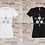 Thumbnail: T-shirt Femme Crop circle 1