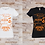 """Thumbnail: T-shirt Femme """"N'aie pas peur de te Planter, ça pourrais bien Germer"""""""
