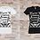 """Thumbnail: T-shirt Femme """"La peur n'empêche pas la mort, la peur empêche la vie"""""""