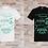 """Thumbnail: T-shirt Homme """"N'aie pas peur de te Planter, ça pourrais bien Germer"""""""