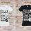 """Thumbnail: T-shirt Femme """"Le paradis n'est pas un lieu mais un état d'esprit"""""""