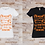 """Thumbnail: T-shirt Femme """"La chenille appelle la mort ce que le papillon appelle..."""""""