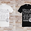 """Thumbnail: T-shirt Homme """"Le paradis n'est pas un lieu mais un état d'esprit"""""""