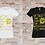 """Thumbnail: T-shirt Femme """"La mort est une vie où l'immortalité existe"""""""