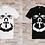 Thumbnail: T-shirt Homme Visage sacré