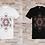 Thumbnail: T-shirt Homme Cube de Métatron