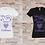 """Thumbnail: T-shirt femme """"Je suis Mère-veilleuse"""""""