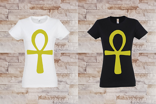 T-shirt Femme Ankh