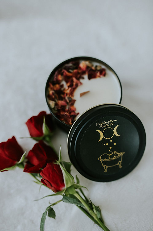 Rose Soy Candle
