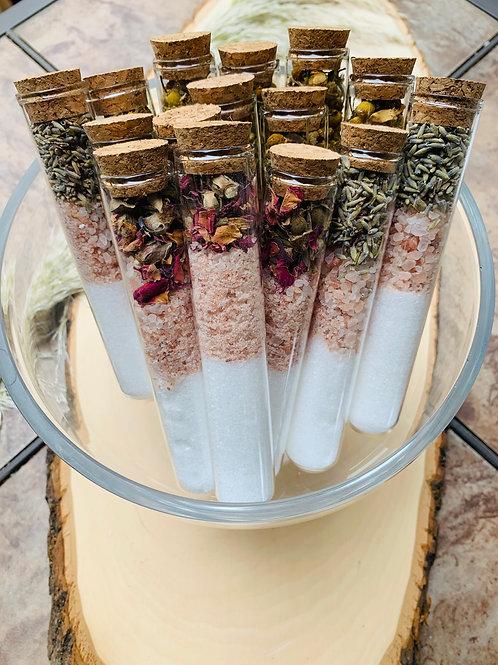 Rose Lavender Bath Salts Bulk