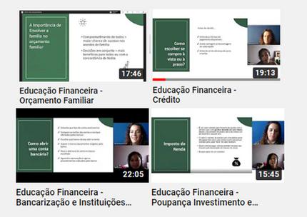 Lives Educação Financeira - Iniciativa Territórios