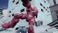 Camera Animation and Unreal Rendering Exercise